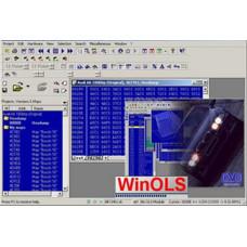Комплект DAMOS, A2L, OLS файлов для редактора WinOLS