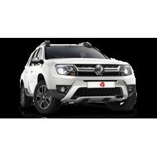 Renault Duster 1.6 и 2.0 с ЭБУ Continental EMS-3125 от ©RSW