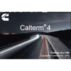 Cummins CALTERM 3.6.4 + Jammer 1.4.0 + набор E2M